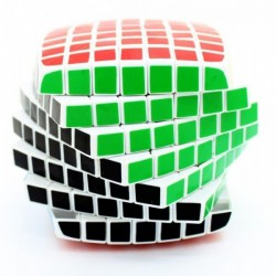 Rubik 6x6x6 Pillow